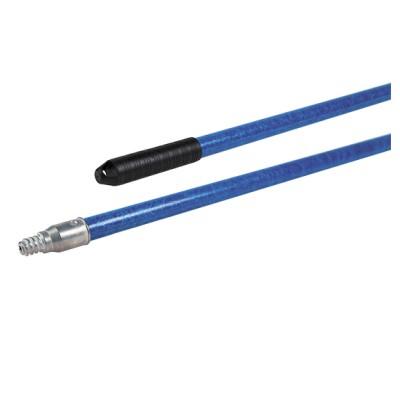 Steel glasvezel 140 cm blauw met metalen tip