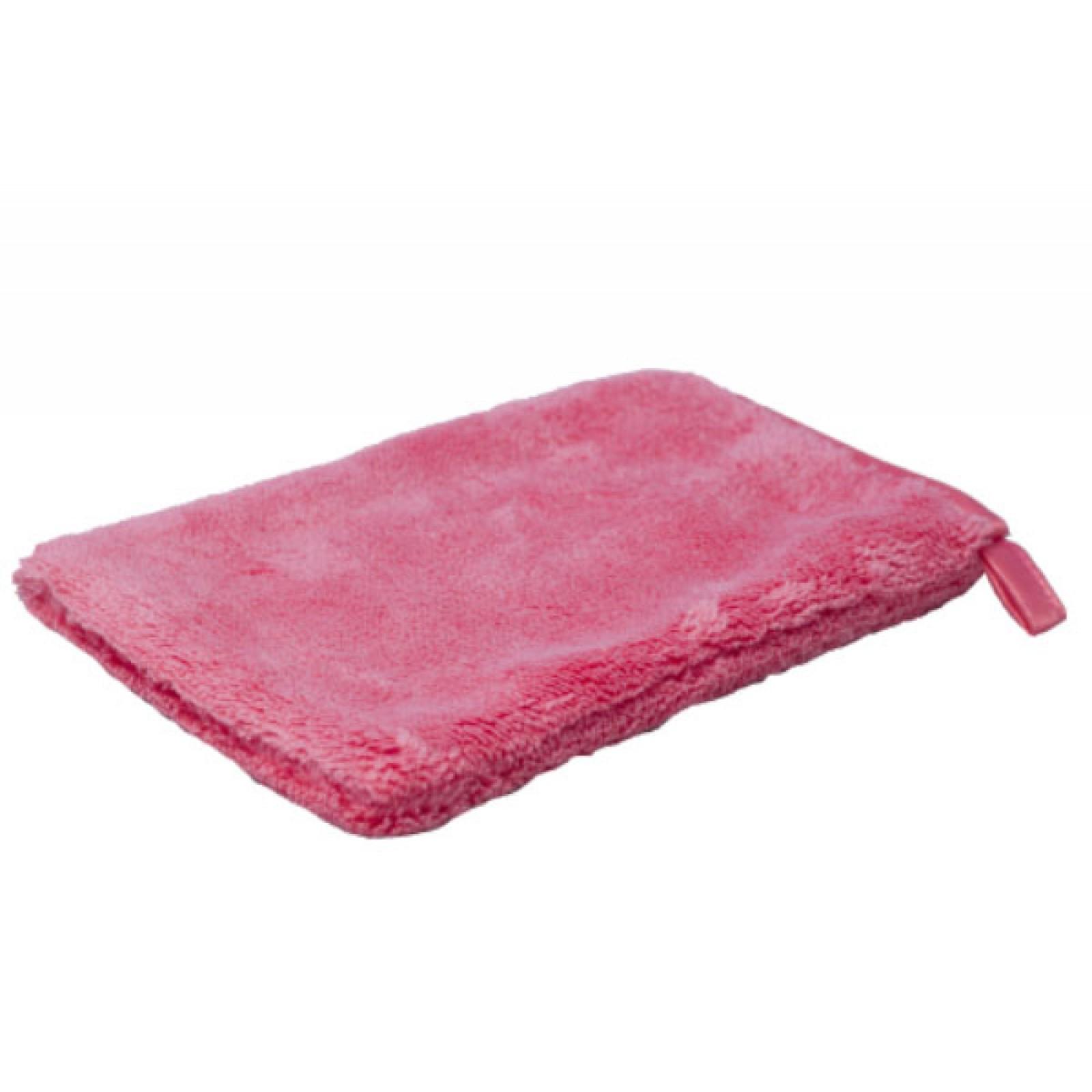 Washandschoen Microvezel Roze