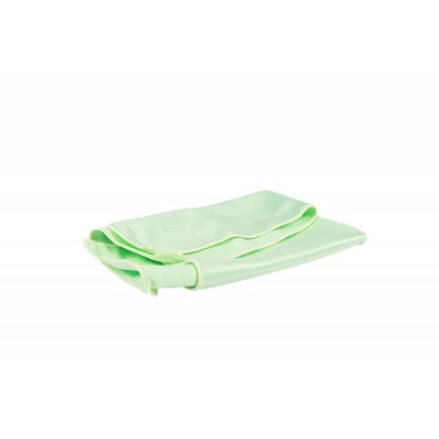 Microvezeldoek Mini Glas Groen (40x40cm)