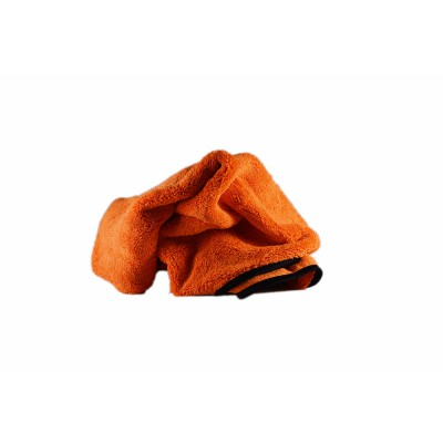 Microvezeldroogdoek 90x65cm 280gr (Big Fat Orange)