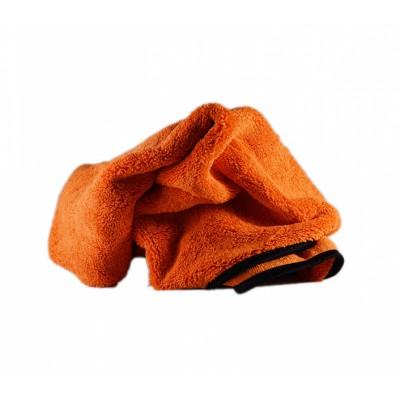 Microvezeldroogdoek 90x65cm 280gr (Big Fat Orange)