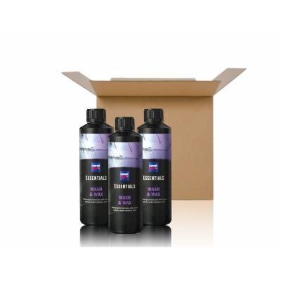 Essentials Wash & Wax Shampoo