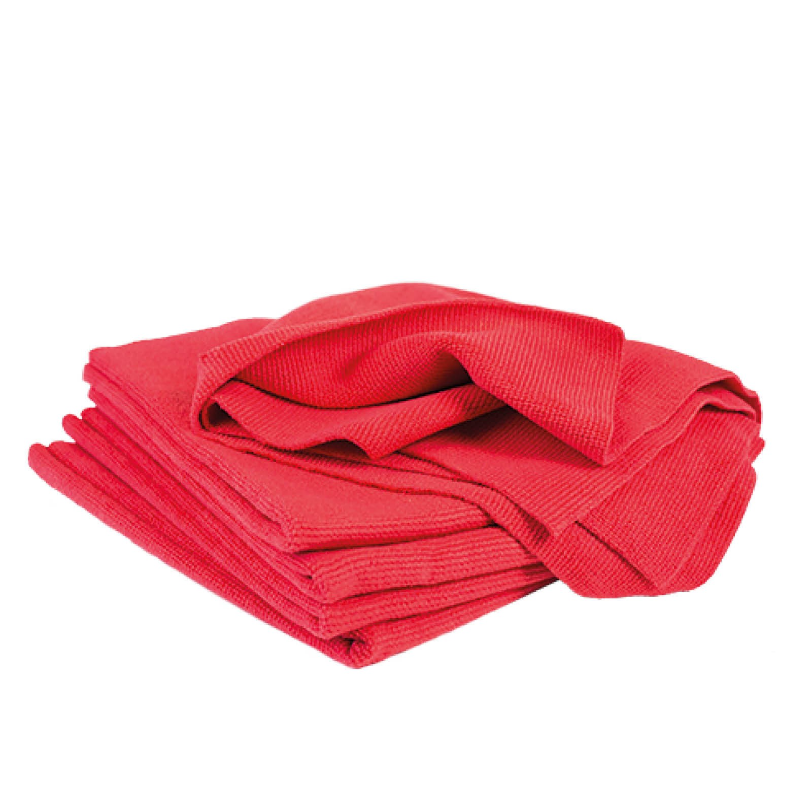 Microfiber Ultra-Soft Cloth - Red