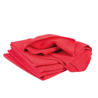 Microfiber Ultra-Soft Cloth - Red