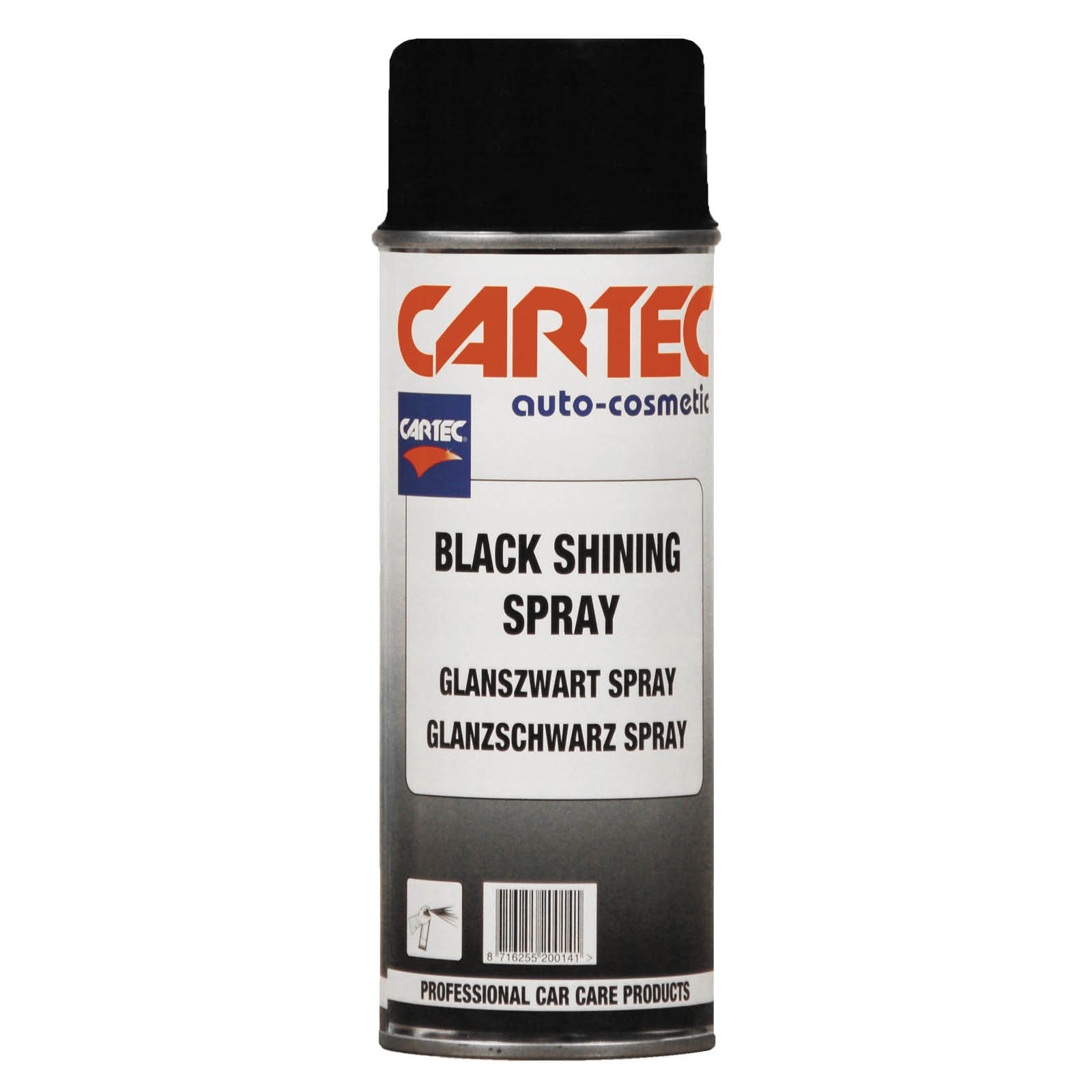 Black Shining Spray